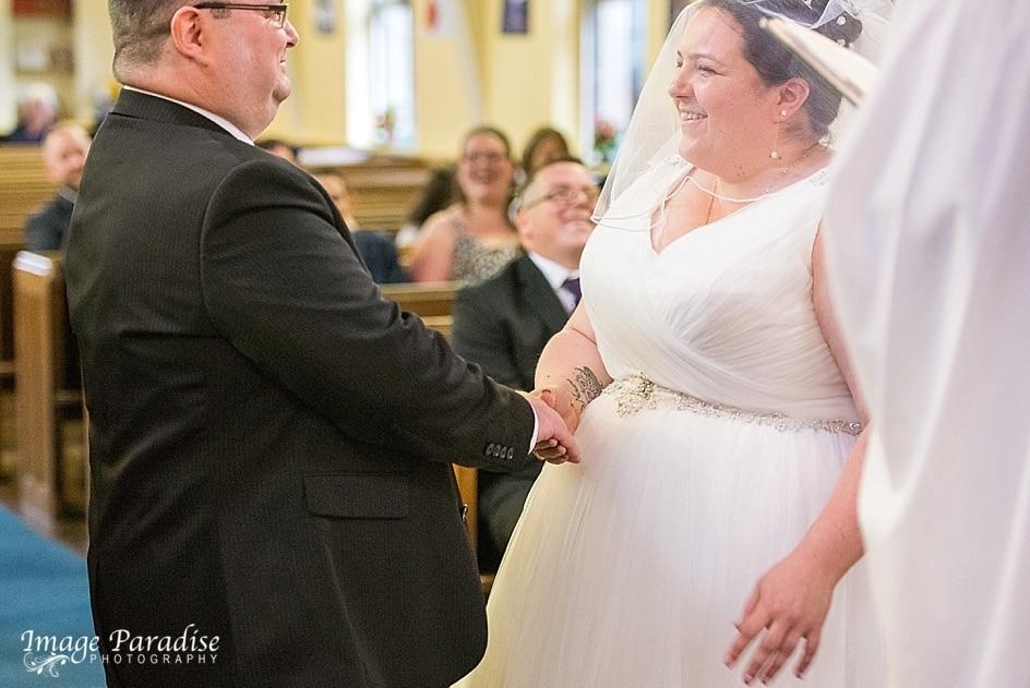 Christ Church Hengrove Bristol wedding