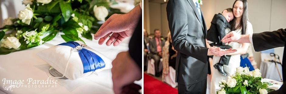 Wedding rings Hilton Bristol