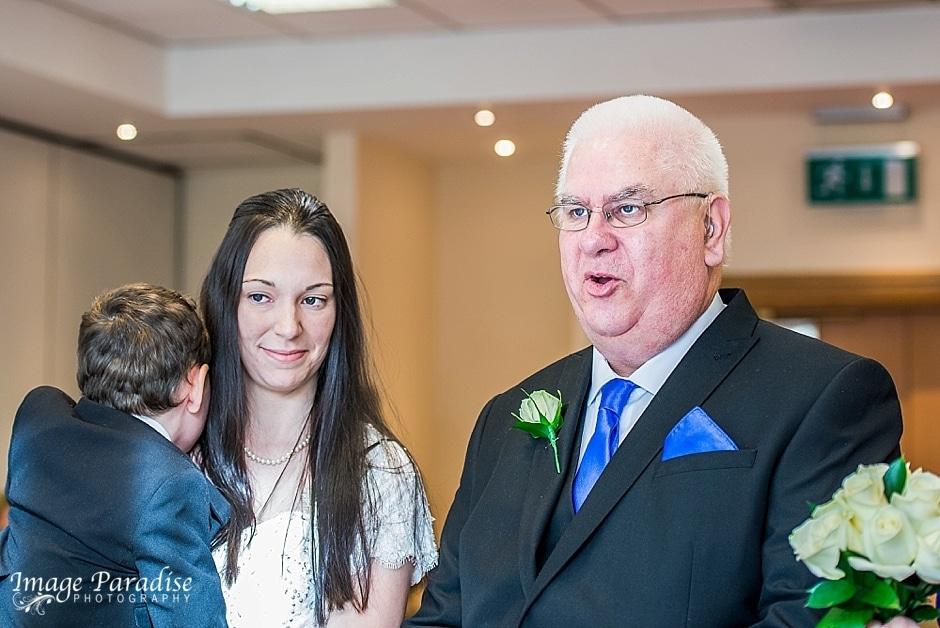 Hilton Bristol Father of the bride