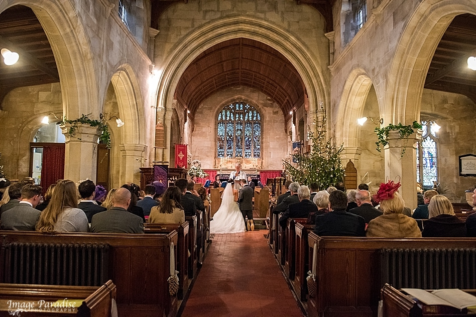 St Katherine's church wedding Holt