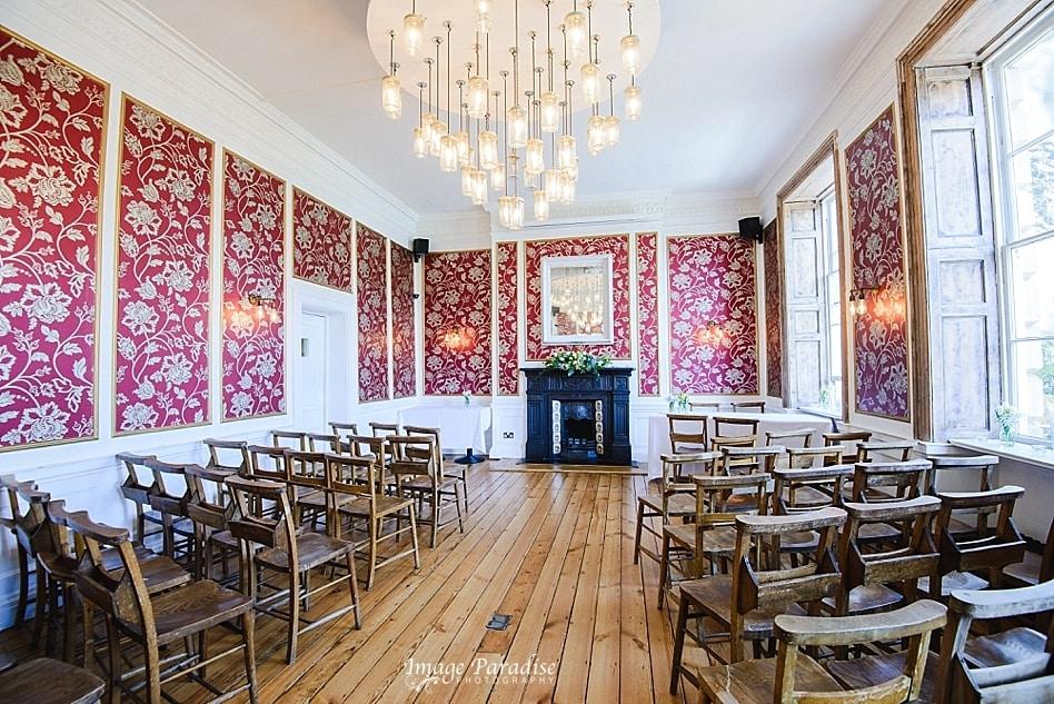 No4 Clifton village wedding venue hall
