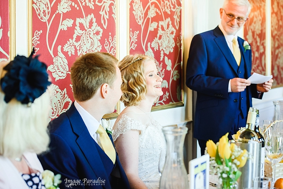 father of the bride speech at No4 Clifton village - The Rodney hotel Bristol