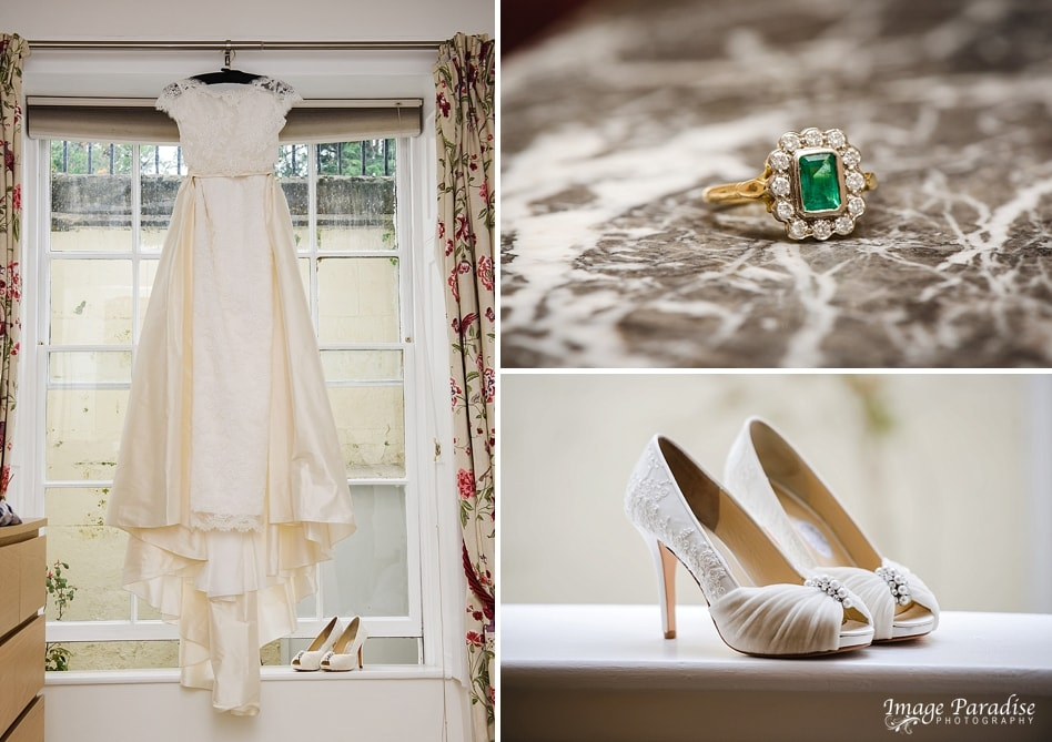 Detail shots for a wedding at Chavenage House