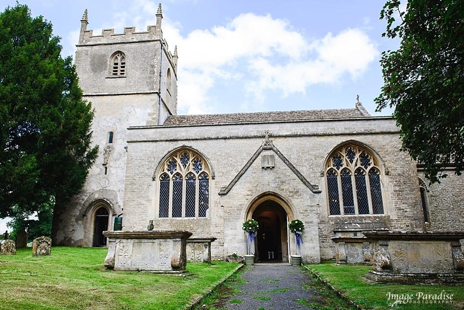 St Mary the Virgin church, Beverston