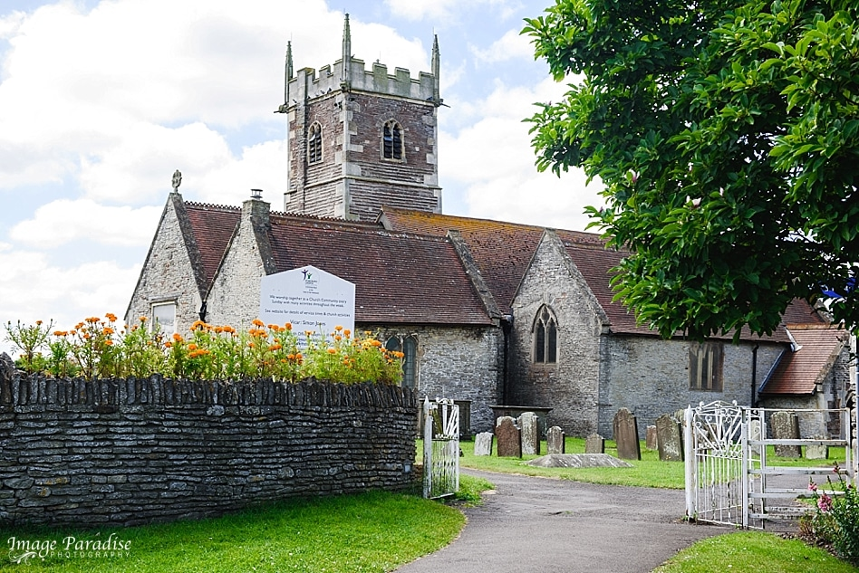 St Michaels church, Stoke Gifford Bristol