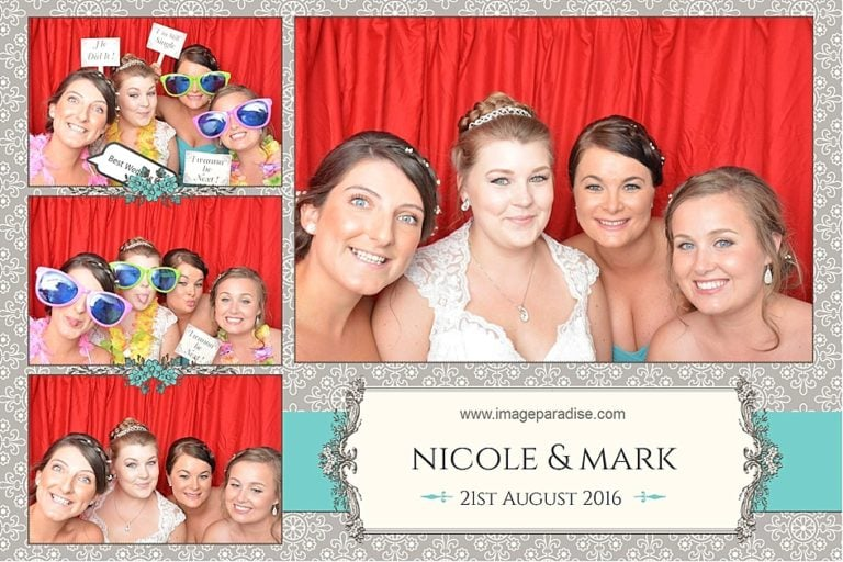 wedding photo booth hire Bristol