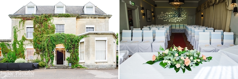 Mercure Bristol North wedding venue