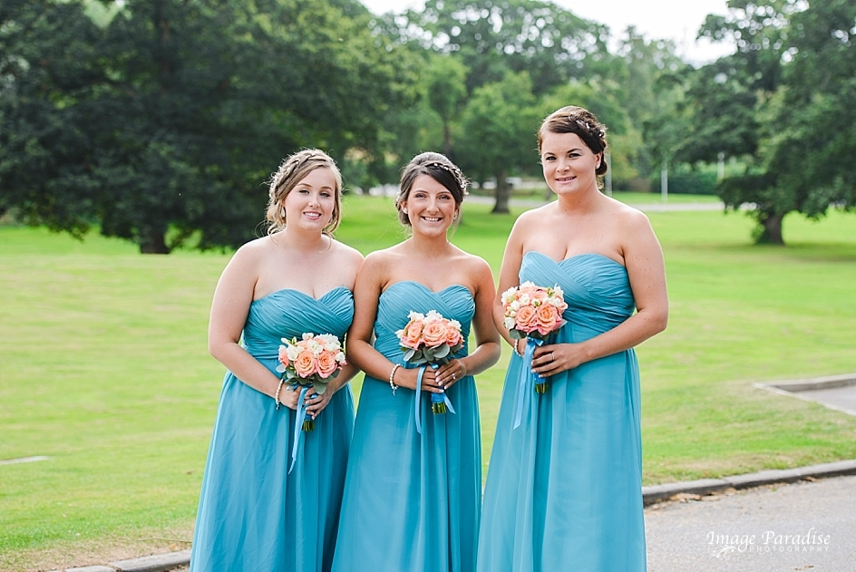Bridesmaids at Mercure Bristol North