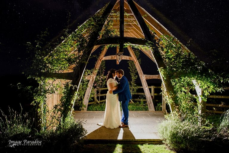 Hyde Barn wedding Cotswolds