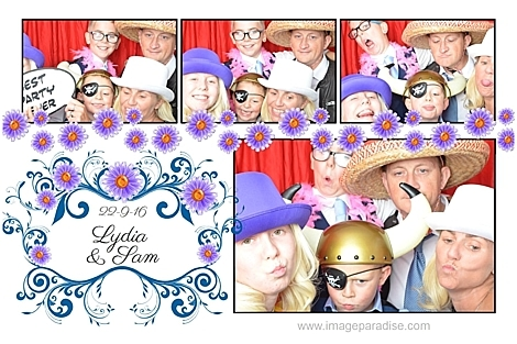 fancy dress photo booth hire