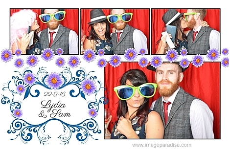 fun Stow on the Wold photo booth hire