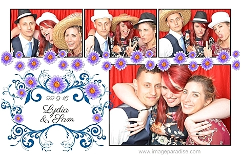 Stow on the Wold photo booth hire