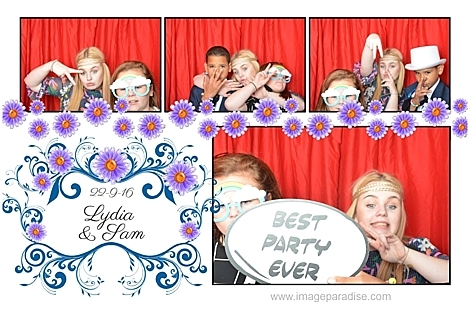 best party photo booth