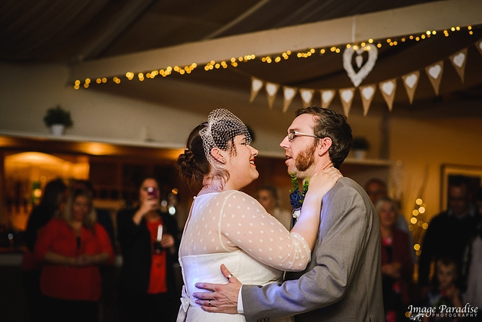 first dance at Gupshill Manor