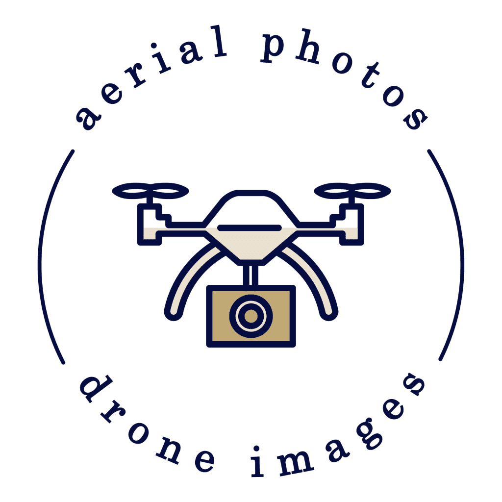 Image paradise we offer aerial and drone photos icon