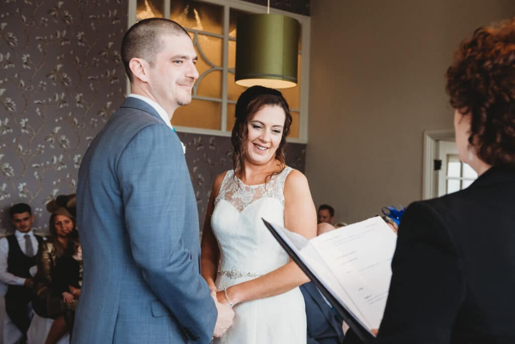 Wedding-ceremony-Walton-Park-hotel-Cleavdon