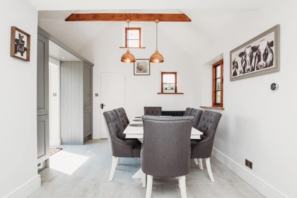 Dining Airbnb-photographer-Bristol